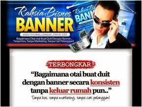 Rahsia Bisness Banner
