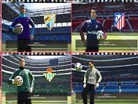 PES 2016 La Liga Manager Kits