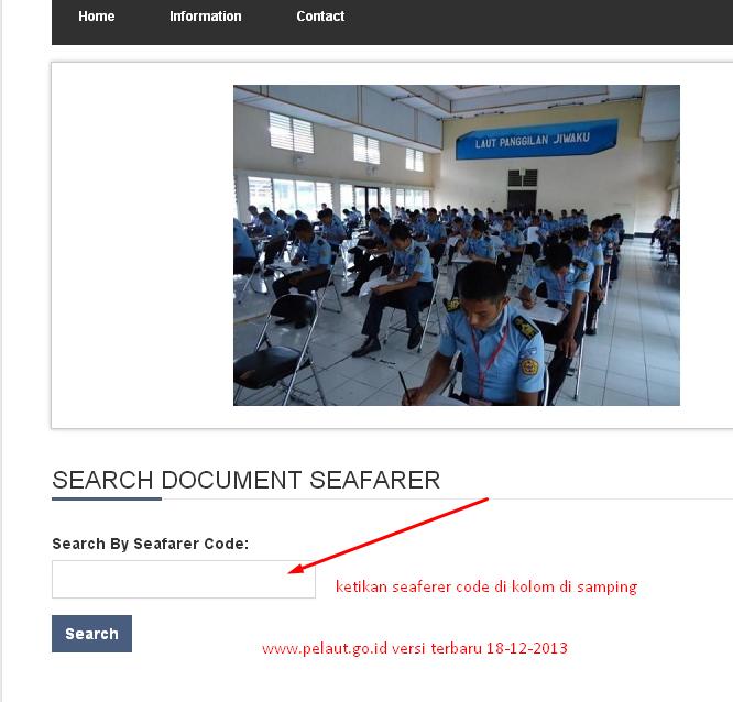 Cara Mengetahui Seaferer Code atau kode Pelaut :