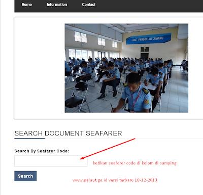 cek sertifikat pelaut cek sertifikat pelaut indonesia segera cek