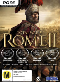 Total War ROME II RELOADED