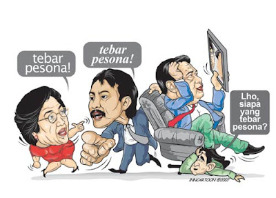 tebar pesona