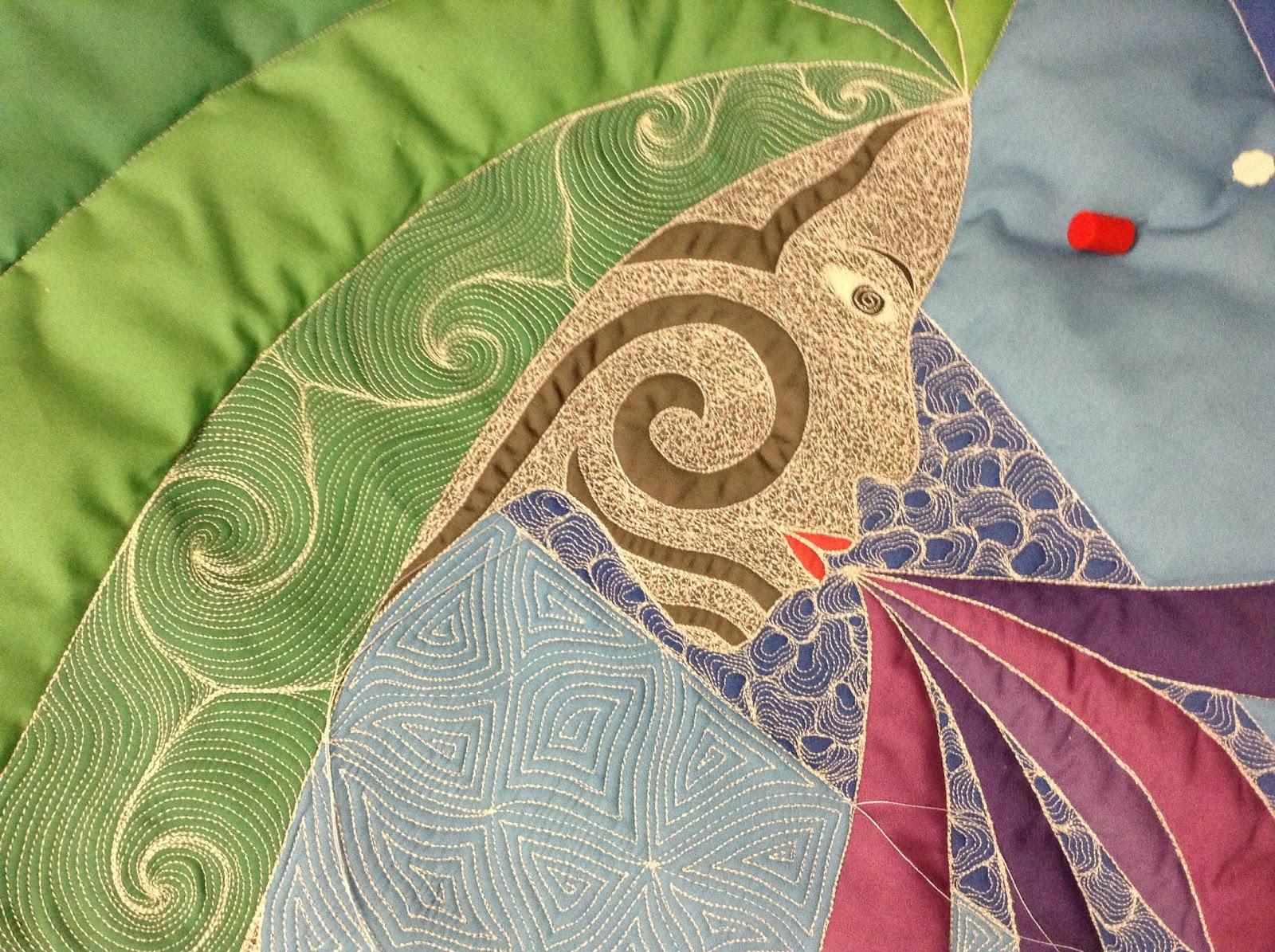 The Free Motion Quilting Project 30 Learn How To Quilt