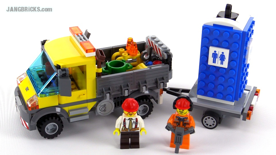 LEGO City 2015 S...C More Sts Review