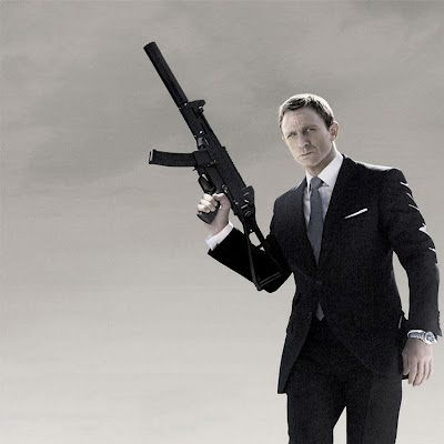 James Bond Wallpapers for iPad