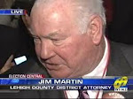 Voters shielded from facts: DA Jim Martin Re-elected