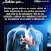 El corazón no está al lado izquierdo del pecho, está en el centro del pecho.
