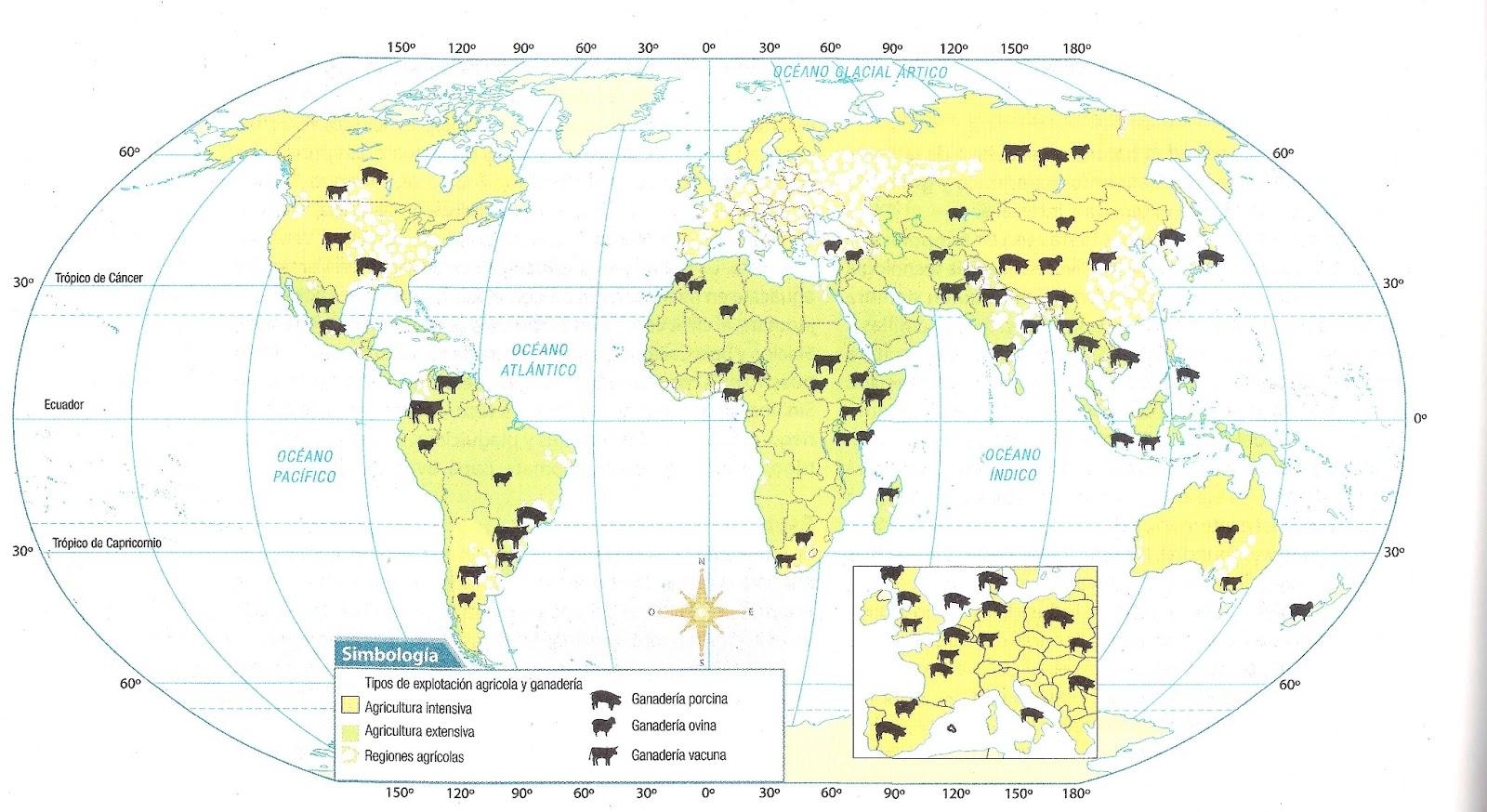 Sec72grupo2 mapa regiones agr colas for El mundo del mueble catalogo