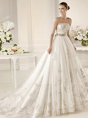 wedding gown dress