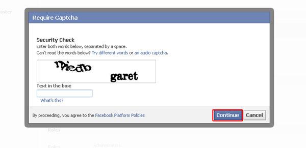 Cách tạo và lấy Facebook Apps cho website