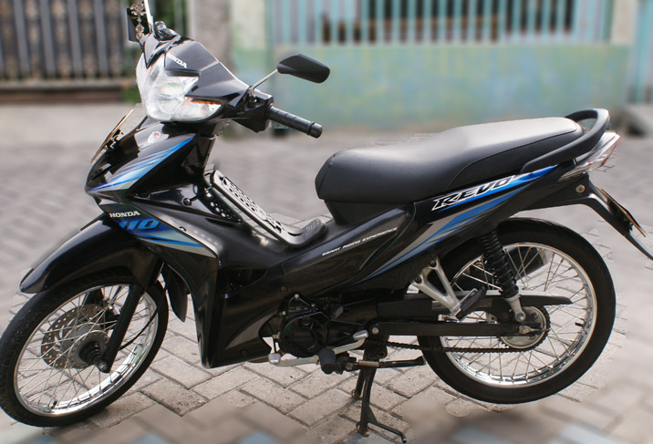New Car Modification Motor Dijual Yamaha Vega Zr 2010 Honda Revo Sw