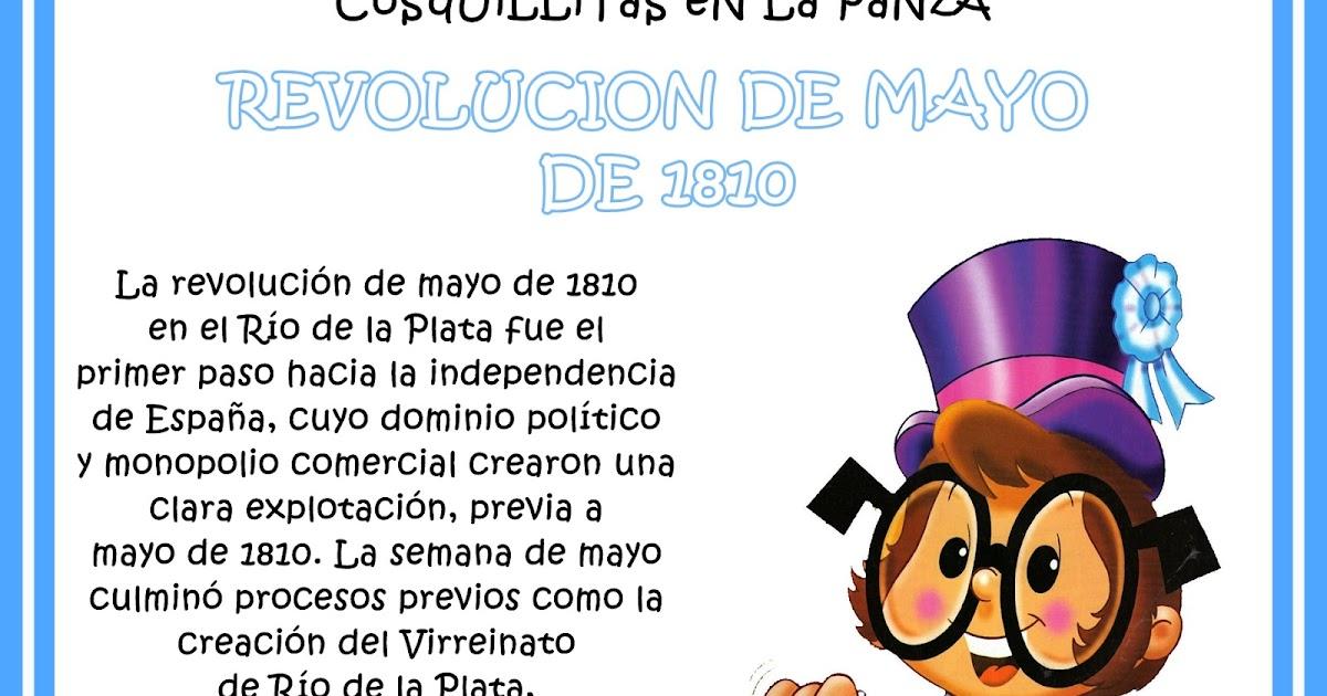 25 de mayo poesias para nios revolucion de mayo