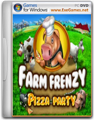 Farm Frenzy Pizza Party Free Download PC Game Full Version