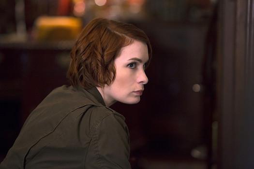 Felicia Day as Charlie Bradbury