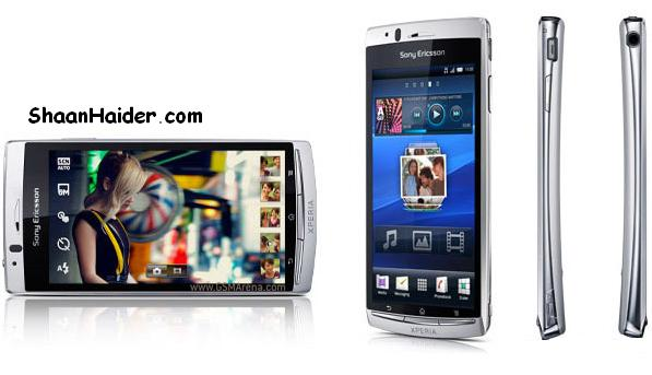 Xperia ARC - Sony Ericsson's Come Back In The Smartphone Market