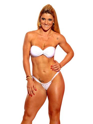 Daniela, 26 anos, personal trainer, de São Paulo