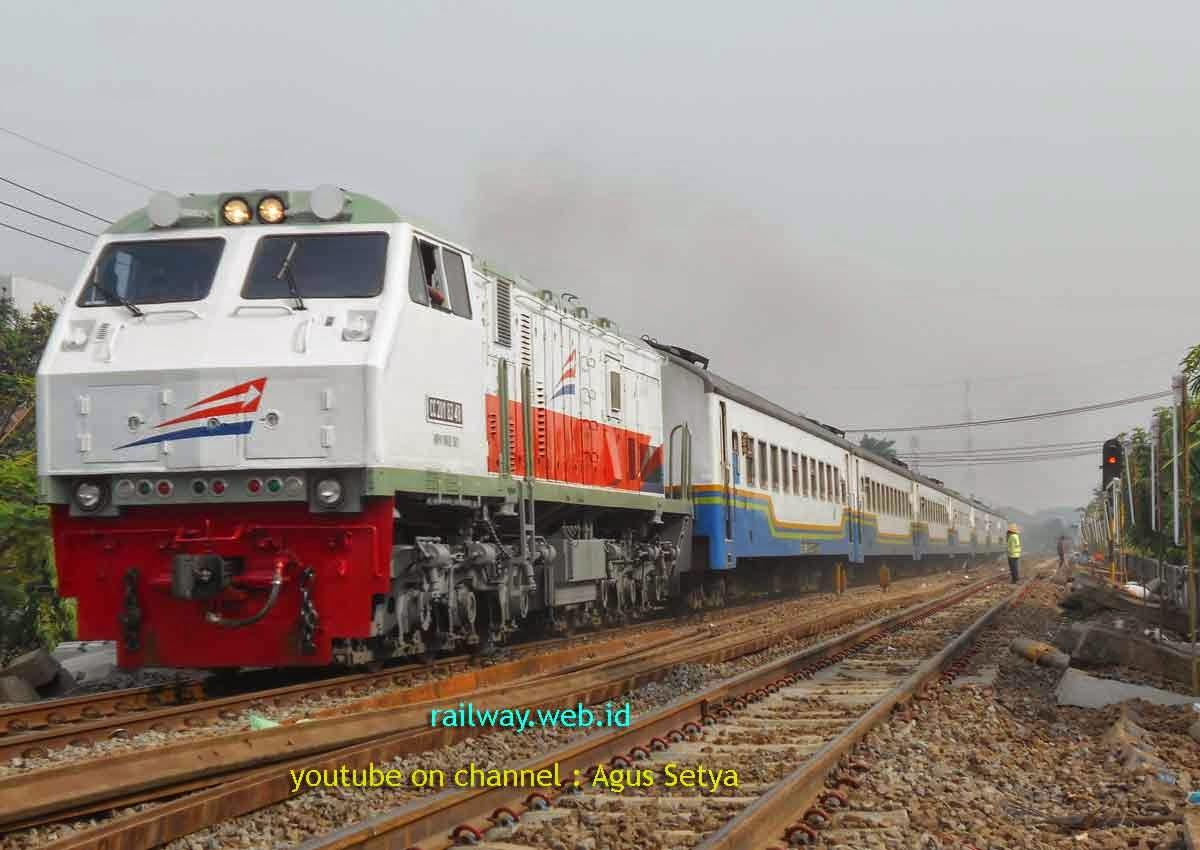 Tiket Kereta Api Sarangan Ekspres 2015