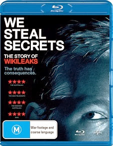 We Steal Secrets The Story of WikiLeaks (2013) BluRay 720p 900MB
