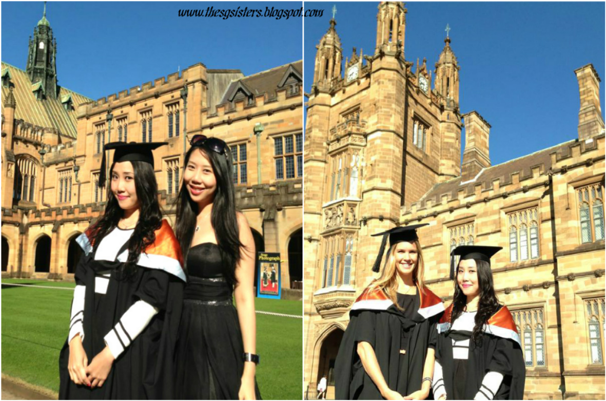 Graduation Dress Sydney Uni - Plus Size Tops