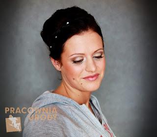 makijaż ślubny - Pracownia Urody Nowa Sól