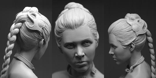 As esculturas humanamente realistas de Adam Beane - 02
