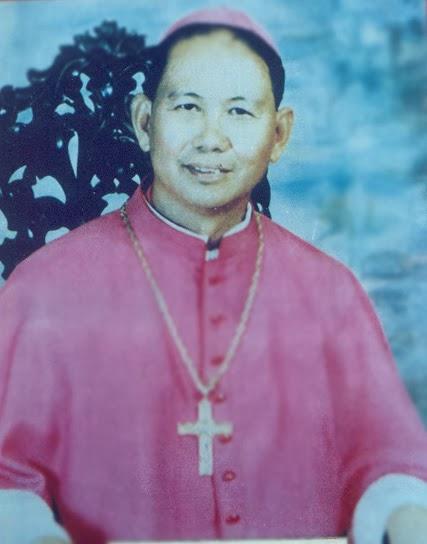 Bishop Benjamin de Jesus, OMI