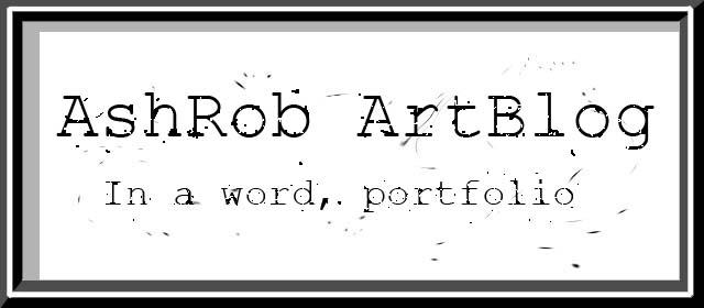 AshRob ArtBlog