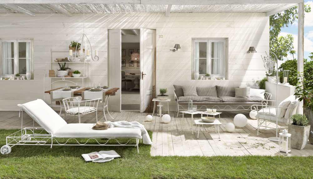 Estate ispirazioni per mobili e arredo da giardino for Arredo giardino perugia