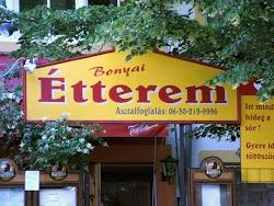 Hundows Club - Bónyai Restaurant