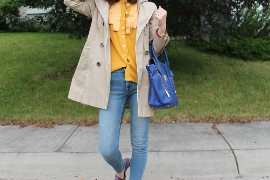 Res Denim, BCBGeneration, Pashli, Danier, Guess, trenchcoat, chicwish, rainy weather, fashion, person style