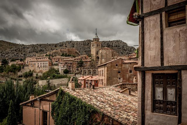 Albarracín :: Canon EOS5D MkIII | ISO100 | Canon 24-105 @32mm | f/8.0 | 1/320s