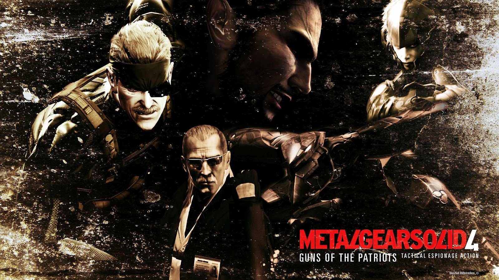 Metal%2520Gear%2520Solid%25204%2520Guns%2520of%2520the%2520Patriots%2520Wallpapers%25201 Metal Gear Solid 4: Guns of the Patriots Wallpapers in HD