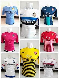 Gambar photo jersey Terbaru musim depan 2015/2016