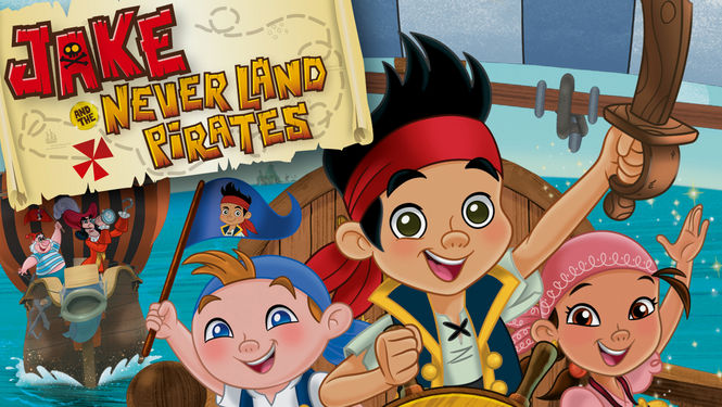 Jake and the Never Land Pirates - Jake e os Piratas da Terra do Nunca