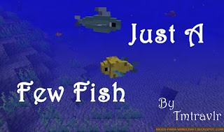 Just a Few Fish Mod para Minecraft 1.7.10