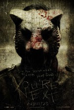Watch You're Next Box Office Movie
