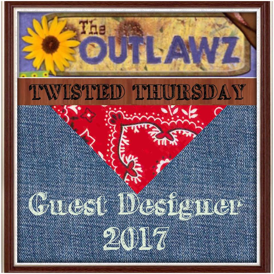 Outlawz Challenges Guest Designer