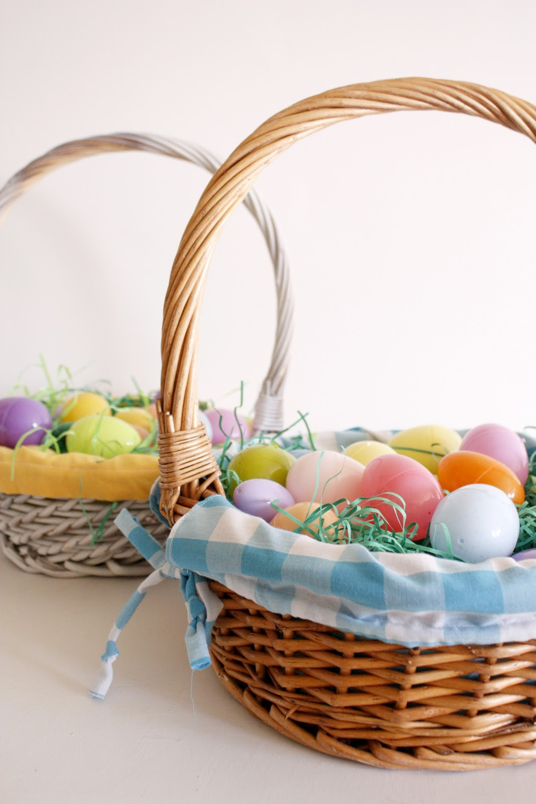 Easter basket liner tutorial negle