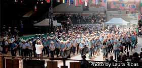 Vídeos dels balls del festival de Voghera