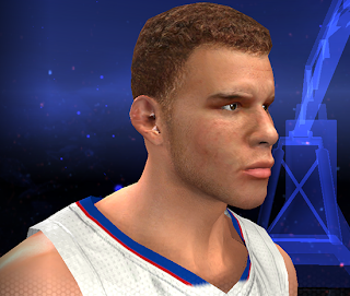 NBA 2K14 Blake Griffin Face Mod