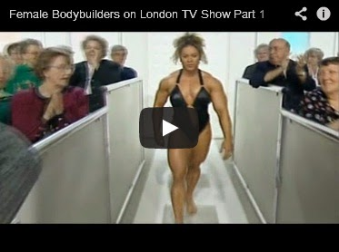 Female Bodybuilders Show