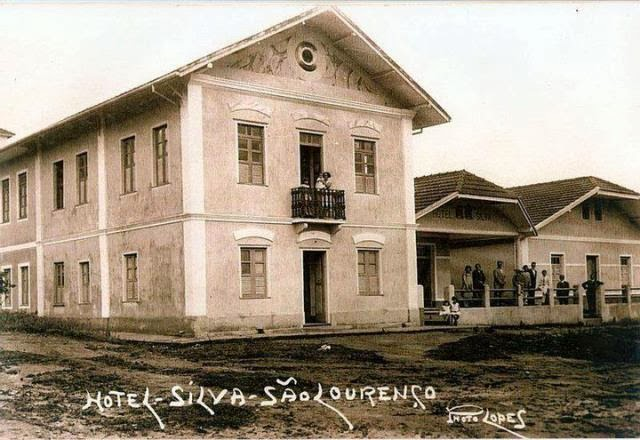 Antigo Hotel São Lourenço