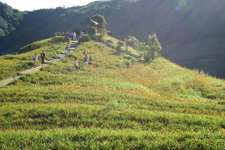 夏末‧六十石山野營