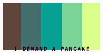 http://www.colourlovers.com/palette/443995/i_demand_a_pancake