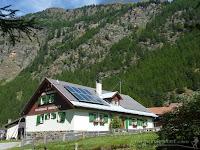 Hütte Zwieselstein
