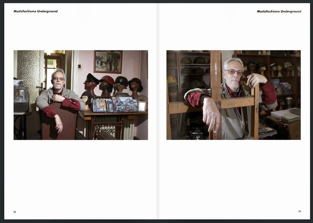 PINTOR-ERNEST DESCALS-REPORTAGES-REVISTAS-ARTE-MADAFACKISMO UNDERGROUND
