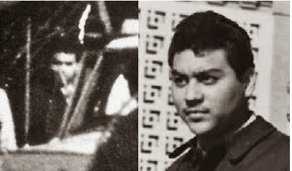 Comparison showing that Danny Arce is not identified in the Altgens photo