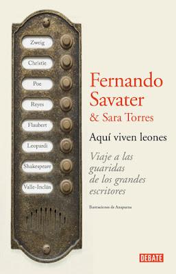 LIBRO - Aqui Viven Leones Fernando Savater & Sara Torres (Debate - 5 noviembre 2015) ENSAYO - LITERATURA | Edición papel & digital ebook kindle Comprar en Amazon España