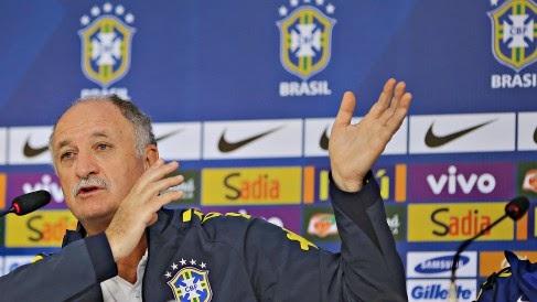 Felipão é demitido da Seleção