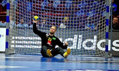 Johan Sjöstrand: El jugador de handball más felíz del mundo | Mundo Handball,